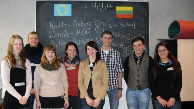 """Europa macht Schule""-Projekt gewinnt Euroscola-Preis"
