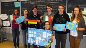 """Europa macht Schule""-Projekt gewinnt den Euroscola-Preis"