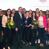 Der Berliner EmS-Standort erhält Europapreis.