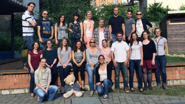 """""""Europa macht Schule""""-Jahrestreffen 2015 in Wiesbaden"""
