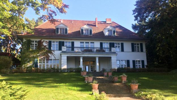 Evangelische Akademie Berlin auf Schwanenwerder