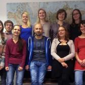 Die Teilnehmer des Vorstandstreffens im Oktober 2015
