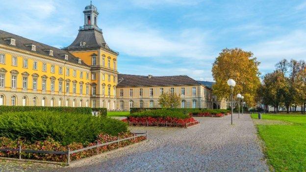 Gebäude der Universität Bonn