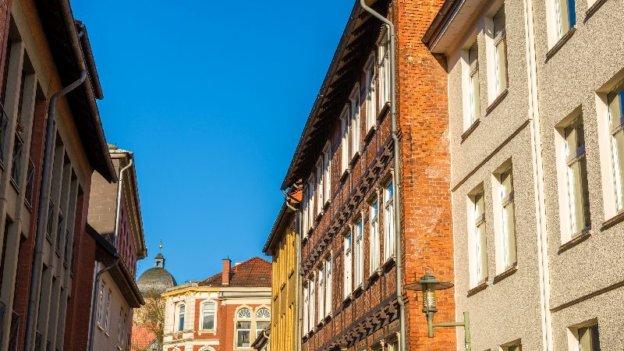 Häuser in Göttingen