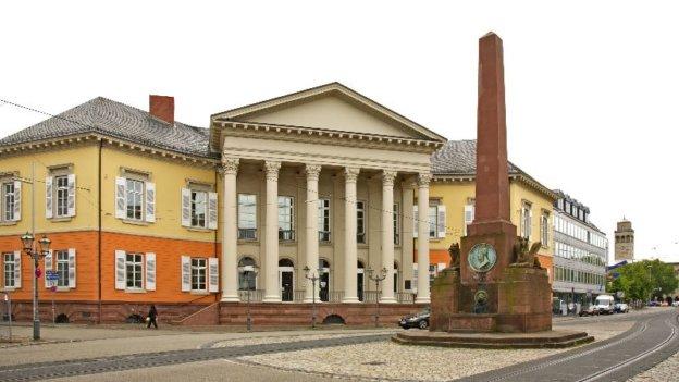 Rondellplatz Karlsruhe