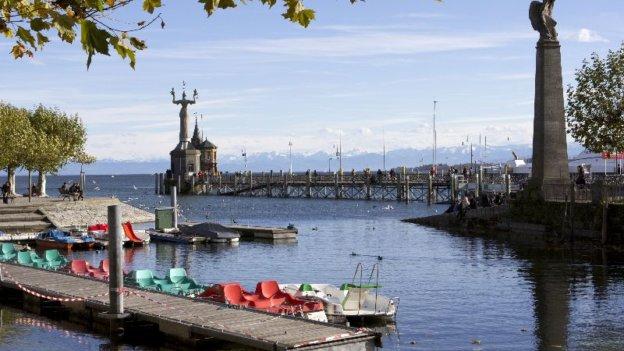 Konstanz See