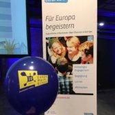 Europa macht Schule beim Comeback 2017 von Jugend für Europa
