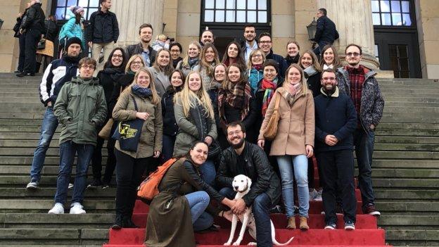 Welcome-Back-Treffen des EmS-Vorstands in Berlin