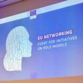 Titelfolie des Netzwerktreffens für Role-Model-Initiativen
