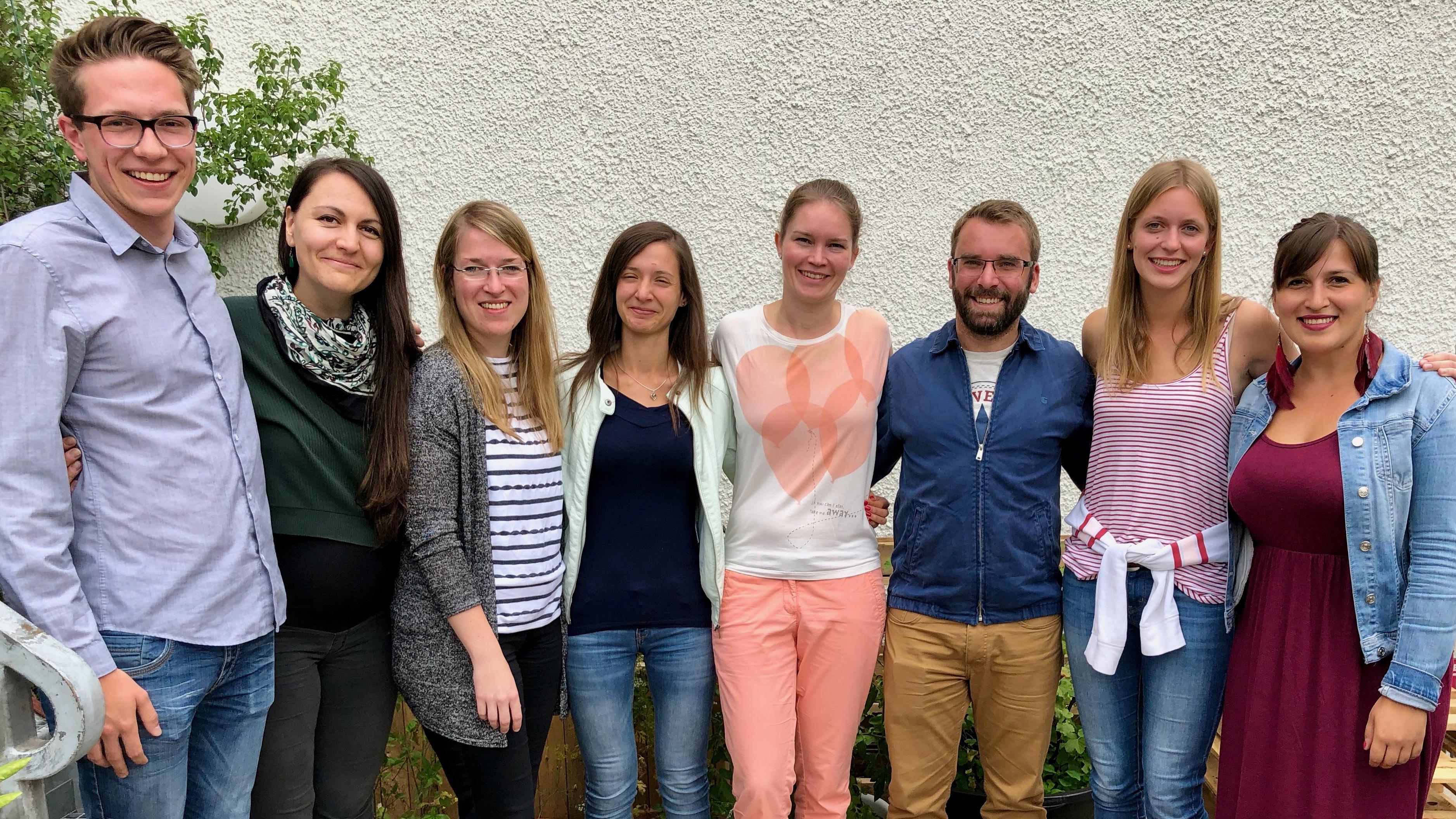 Der Vorstand von Europa macht Schule e.V.