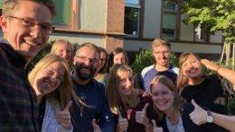 Vorstandstreffen 2018 in Heidelberg
