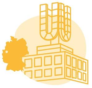 Illustrierung der Stadt Dortmund