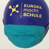 EmS-Luftballon mit einer Maske