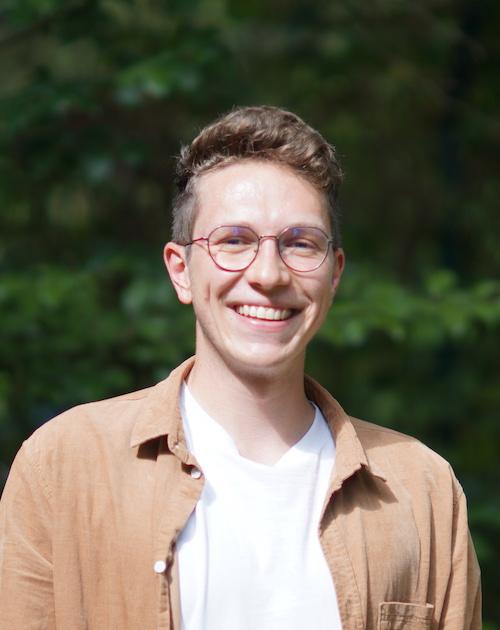 Portraitfoto von Robert Gieske