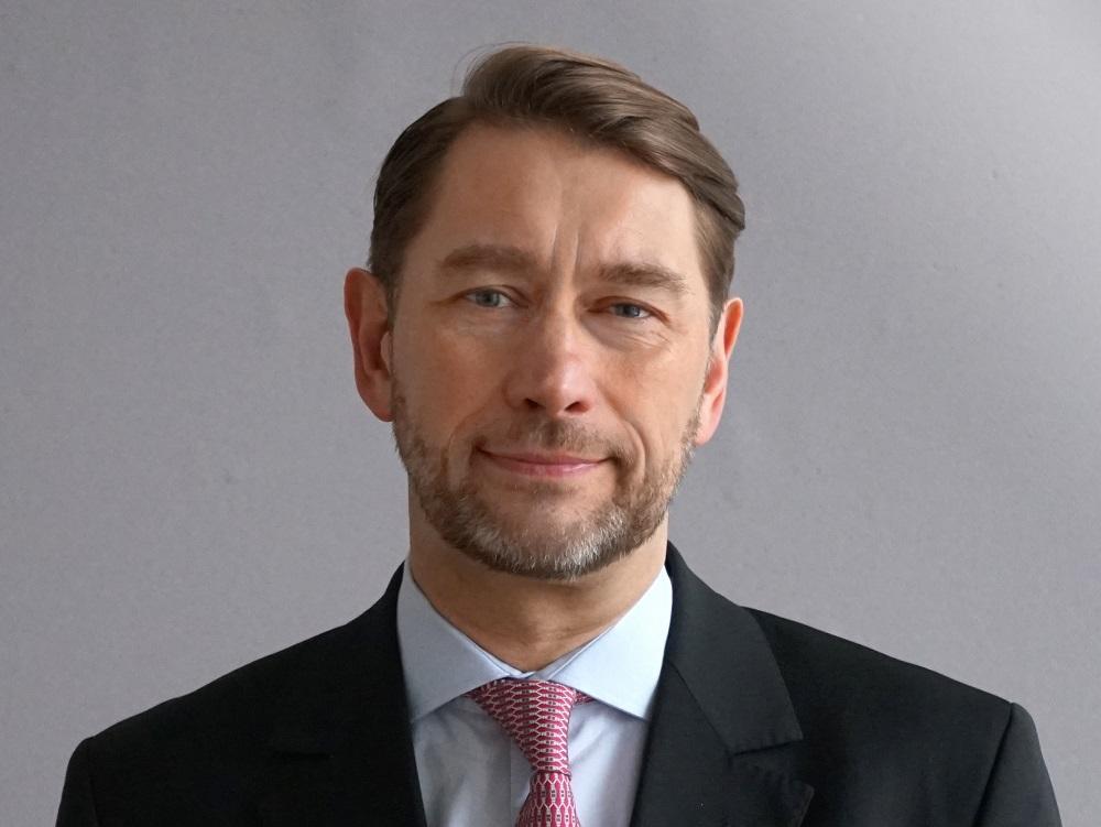Porträtfoto von Dr. Stephan Geifes, Direktor der Nationalen Agentur im DAAD