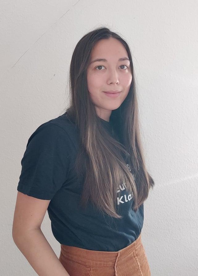 Profilbild einer jungen Studentin aus Hamburg